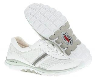 Gabor Rollingsoft 46.966.51 Rolling Shoes Women - White