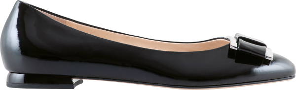 Högl ballerinas Harmony 9-101084-0100 black leather
