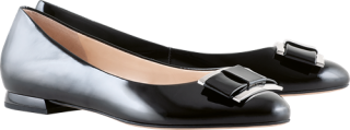 Högl ballerinas Harmony 9-101084-0100 black leather