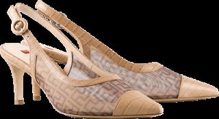 Högl slingpumps Agate 9-106216-1800 nude leather