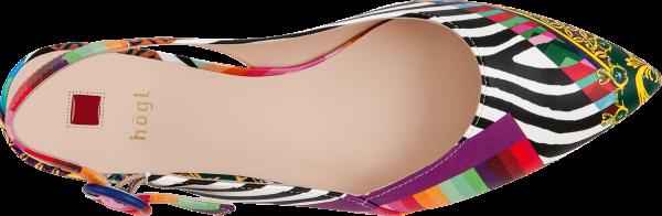 Högl ballerinas Cheery 9-100103-9900 colour mix