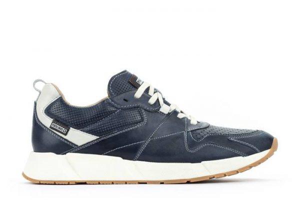 Pikolinos MELIANA M6P-6322 Leather Men's Sneaker - Blue