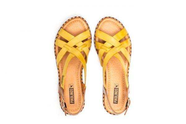 Pikolinos ALGAR W0X-0556 Leather Women's Sandal - Sol