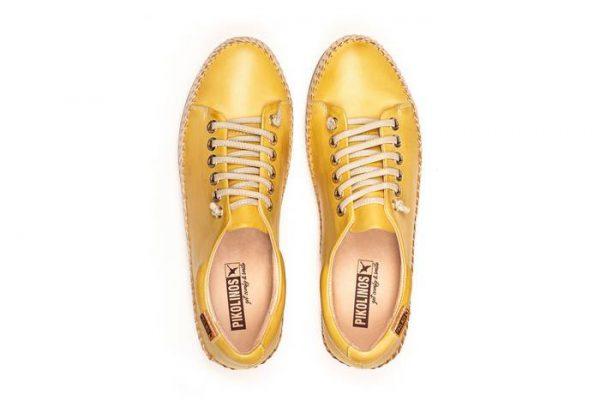 Pikolinos RIOLA W3Y-4925C1 Leather Sneaker for Women - Sol