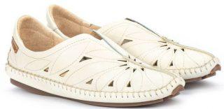 Pikolinos JEREZ 578-7399 Leather Women's Ballerina - Nata