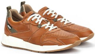 Pikolinos MELIANA M6P-6322 Leather Men's Sneaker - Brandy