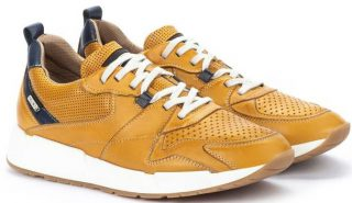 Pikolinos MELIANA M6P-6322 Leather Men's Sneaker - Honey