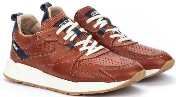 Pikolinos MELIANA M6P-6322 Leather Men's Sneaker - Teja