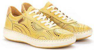 Pikolinos Mesina W6B-6996 Leather Sneaker for Women - Sol