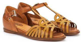 Pikolinos TALAVERA W3D-0668C1 Leather Women's Sandal - Honey