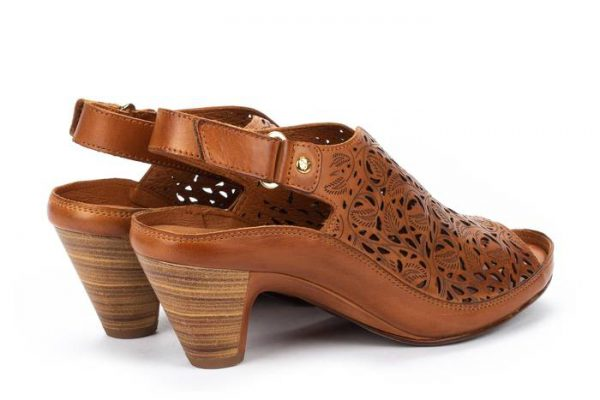 Pikolinos JAVA W5A-1805 Leather Women's Sandal - Brown