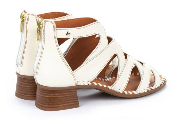 Pikolinos MELILLA W4G-1907 Leather Women's Sandal - Nata