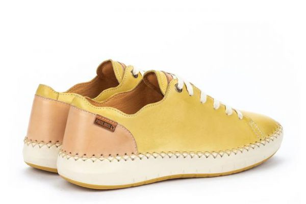 Pikolinos Mesina W6B-6836 Leather Sneaker for Women - Sol
