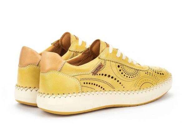 Pikolinos Mesina W6B-6996 Leather Sneaker for Women - Sol