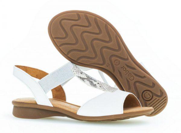 Gabor 46.061.51 Women Sandal - White