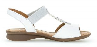 Gabor 46.061.51 Women Sandal - White