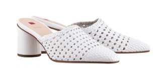 Högl 9-106838-0200 Women Mules - White