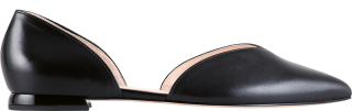Högl ballerinas All-Day 9-100000-0100 black leather