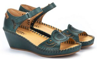 Pikolinos MARGARITA 943-1860 EMERALD Women Sandal - Green
