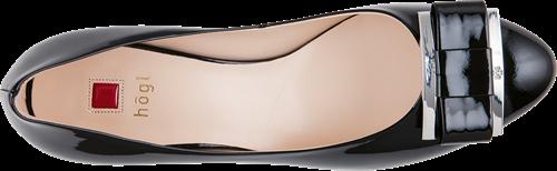 Högl pumps Finesse 9-104084-0100 black leather
