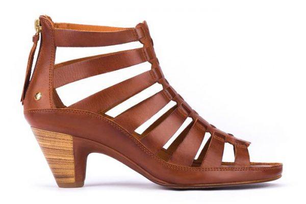 Pikolinos JAVA W5A-1701 Leather Women's Sandal - Cuero