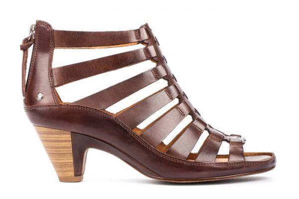 Pikolinos JAVA W5A-1701 Leather Women's Sandal - Olmo