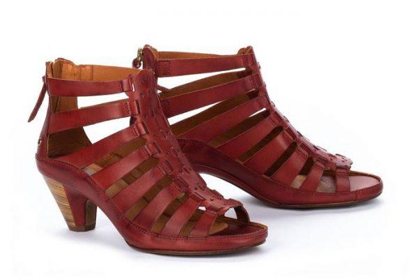 Pikolinos JAVA W5A-1701 Leather Women's Sandal - Sandia