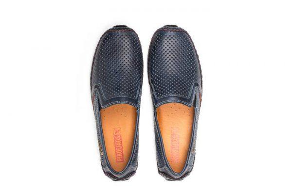 Pikolinos JEREZ 09Z-3100 Leather Slip-on Shoe for Men - Nautic