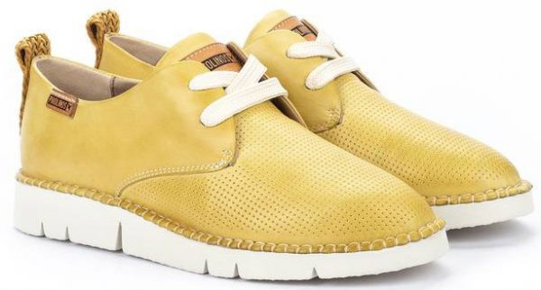 Pikolinos Vera W4L-6780 Leather Lace-Up Shoe for Women - Sol