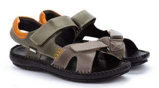 Pikolinos 06J-5818C1 Men's Sandals - Dark Grey