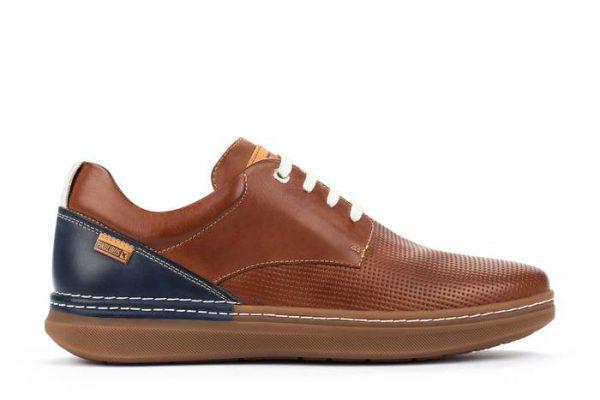Pikolinos BEGUR M7P-4349C1 Leather Men's Sneaker - Cuero