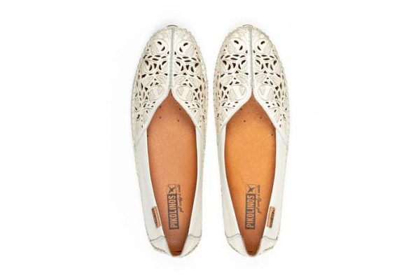 Pikolinos JEREZ 578-4976 Leather Women's Slip-On Shoe - Nata