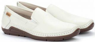 Pikolinos AZORES 06H-5303 Leather Slip-on Shoe for Men - Espuma