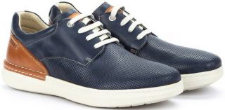 Pikolinos BEGUR M7P-4349C1 Leather Men's Sneaker - Blue