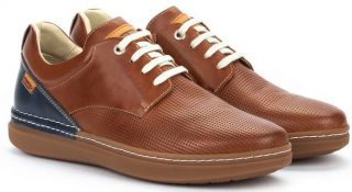 Pikolinos BEGUR M7P-4349C1 Leather Men's Sneaker - Cuero