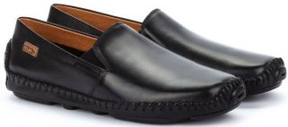 Pikolinos JEREZ 09Z-5511 Leather Slip-on Shoe for Men - Black