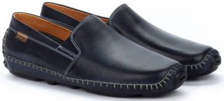 Pikolinos JEREZ 09Z-5511 Leather Slip-on Shoe for Men - Blue