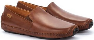 Pikolinos JEREZ 09Z-5511 Leather Slip-on Shoe for Men - Cuero
