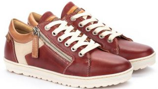 Pikolinos LAGOS 901-6766C2 Leather Lace-up Shoe for Women - Sandia