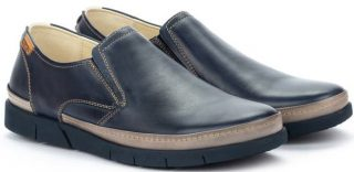Pikolinos PALAMOS M0R-3203C1 Leather Slip-on Shoe for Men - Blue