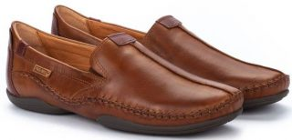 Pikolinos PUERTO RICO 03A-3008C1 Leather Slip-on Shoe for Men - Cuero