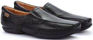 Pikolinos PUERTO RICO 03A-6222 Leather Slip-on Shoe for Men - Black