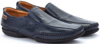 Pikolinos PUERTO RICO 03A-6222 Leather Slip-on Shoe for Men - Blue