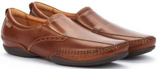 Pikolinos PUERTO RICO 03A-6222 Leather Slip-on Shoe for Men - Cuero