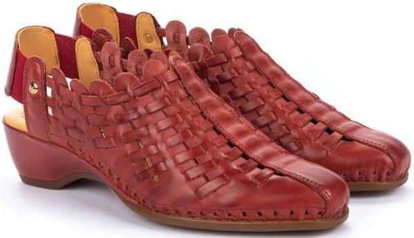 Pikolinos ROMANA W96-1553 Leather Women's Sandal - Sandia