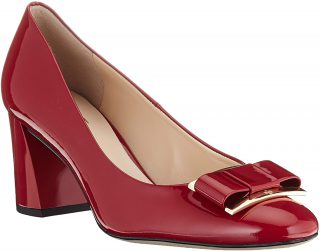 Högl pumps Fancy 0-125084-8300 red leather