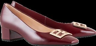 Högl pumps Delila 0-104024-4500 bordo patent leather
