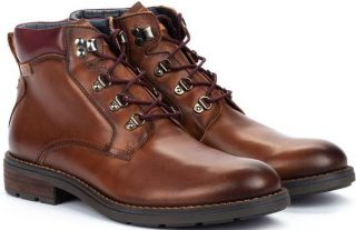 Pikolinos YORK M2M-8322 Leather Ankle Boots for Men - Cuero