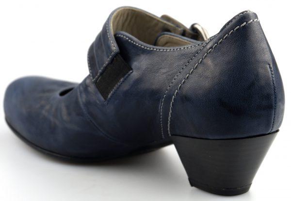 Gabor pumps 26.119.16 blue leather