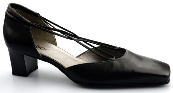 Gabor pump 65.461.27 black leather